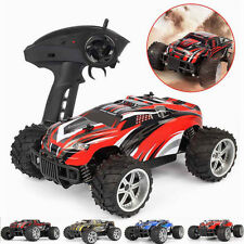 New! 2.4G Radio Remote Control Rock Crawler RC Car Truck Toy Off-Road Buggy Gift