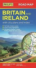 Philip's Britain and Ireland Road Map - New Book Philip's Maps