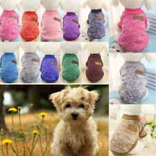 Pet Dog Cat Coat Jacket Winter Clothes Puppy Cat Sweater Clothing Coat Apparel@