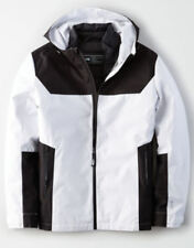 NWT American Eagle AE Men's All Climate 3-In-1 Jacket Coat Black/ White - Size L