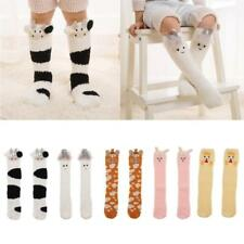 Baby Kids Toddlers Girls Knee High Socks Tights Leg Warmer Stockings Hot