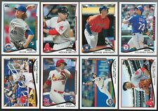 2014 Topps Update Complete Team Set 21 Available Rookie Card Logo RC Traded