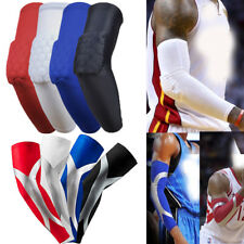 Elastic Elbow Brace Compression Arm Sleeves Elbow Support Joint Pain Relief QL