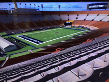 (4) 2018 Rams vs 49ers Tickets Section 27H Row 81 Aisle Seats!!