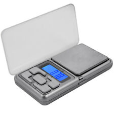 HOT 500g/300g/200g/100g 0.01g LCD Digital Weight Electronic Pocket Jewelry Scale