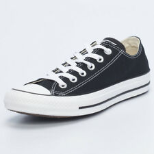 Converse Mens Chuck Taylor All Star Lo-Cut Shoes in Black
