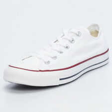 Converse Mens Chuck Taylor All Star Lo-Cut Shoes in White