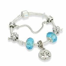 Crystal Beads Decorative 10 color Charm Bracelets For Women H5073