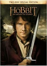 The Hobbit: An Unexpected Journey (Two-D DVD
