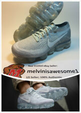 WMNS Nike Air Vapormax Flyknit Pure Platinum/White Wolf Grey 849557-004