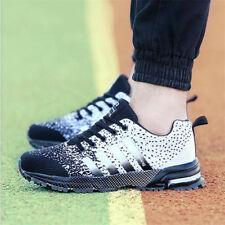 Womens Mens Sneakers Casual Sports Shoes Breathable Athletic Running Trainers