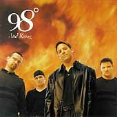 98° and Rising by 98° (CD, Oct-1998, Motown)