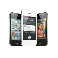 "Unlocked Apple iPhone 4S Smartphone 3.5"" TouchScreen GPS WIFI 8MP 3G Cellphone"