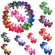 Fashion Cute Baby Kids Girls Hair Accessories Bow Butterfly Hairpin Headdress