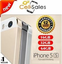 NEW&Sealed Apple iPhone 5S - (Unlocked) (T-Mobile) (AT&T) GSM WORLDWIDE