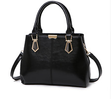 Handbag Genuine Leather High-End Designer Style Tote Women's Bags New