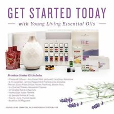 Young Living Premium Starter Kit. Choice Of Diffuser. New Oils!