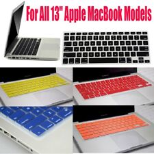 1 PC Silicone Keyboard Skin Cover For Apple Macbook Pro Air Mac Retina 13.3