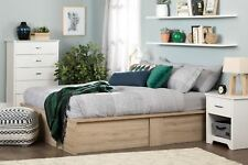 "South Shore Furniture Fusion Ottoman Storage bed (60"")"