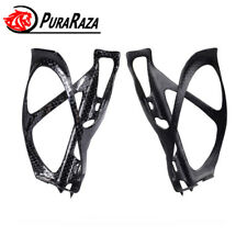 Full Carbon Fiber Water Bottles Cages MTB Road Bike Ultralight Bottle Cage 74mm