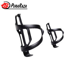 Carbon Fiber Side Pull Water Bottles Cages MTB Road Bike Ultralight Bottle Cage