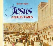 Jesus and His Times by Reader's Digest Editors (1987, Hardcover)