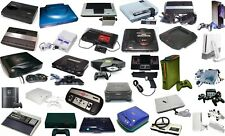 Gaming Consoles Nintendo NES SNES Gamecube Game Boy GBA 3DS Sony PSP PS3 Hot