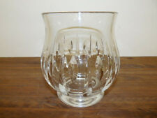 WATERFORD GLASS Lead Cut Crystal MARQUIS Vase
