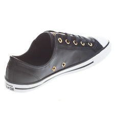 Converse Womens Dainty Shoes in Black