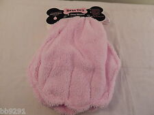 NEW Bone Dry Dog Mitts Microfiber Pink Excello 2 Packs