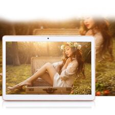 10.1'' Tablet PC Google Android 6.0 Octa Core 4 64GB 10 Inch HD WIFI 4G Phablet