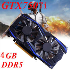 GTX 750/750Ti 1/2/4GB DDR5 128Bit VGA DVI HDMI Graphics Card For NVIDIA  GeForce