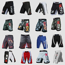 MMA Fight Shorts UFC Cage Fight Grappling Muay Thai Boxing(S-2XL)