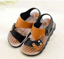 New Summer Children Anti-Slip Sandals Baby Boy Kids Open Toe Beach Shoes