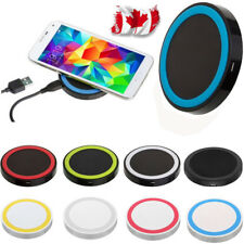 Qi Wireless Power Charger Charging Pad for iPhone Samsung Canada
