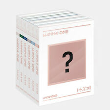 WANNAONE 1÷Χ=1 (UNDIVIDED)  Special Album version SELECT  CD + Folded Poster