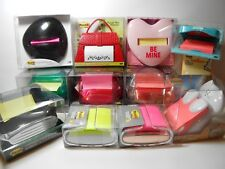 Collectible Post-it Pop-up Note Dispenser w/Pop-up Sticky Notes- YOU CHOOSE