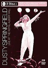Dusty Springfield Live At The Royal Albert Hall NEW SEALED DVD