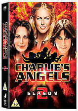 Charlie's Angels COMPLETE SERIES 2 NEW SEALED 6 DISC (UK RELEASE) DVD