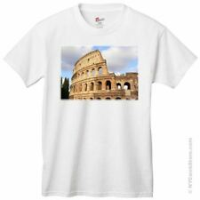 Rome's Colosseum T-Shirts and Sweatshirts of Italy