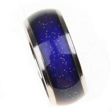 Vintage Mood Rings Amazing Color Changing Temperature Emotion Feeling Band