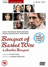 BOUQUET OF BARBED WIRE & ANOTHER BOUQUET (4 DISC) DVD BOXSET