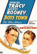 Boys Town ( STARRY SPENCER TRACY & MICKEY ROONEY) (DVD, 2005)