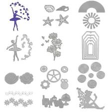 Carbon Steel Cutting Dies Cutting Mould Stencil for DIY Scrapbook Embossing