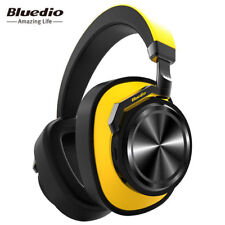 Bluedio T6 Active Noise Cancelling Headphone Wireless Bluetooth with Mic 25 HR