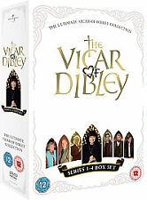 The Ultimate Vicar Of Dibley Collection Series 1-4 - COMPLETE BOX SET SEALED