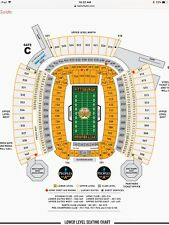 Pittsburgh Steelers vs Kansas City Chiefs tickets (2)