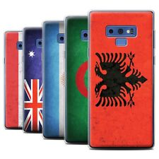 STUFF4 Gel/TPU Case/Cover for Samsung Galaxy Note 9/N960/Flags