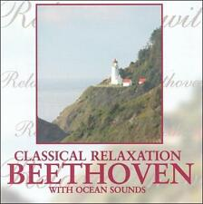 Classical Relaxation: Beethoven with Ocean Sounds (CD, Jul-1998, Direct Source)