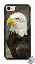 American Bald Eagle Side View Portrait Phone Case for iPhone Samsung LG HTC etc